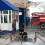 Uwaga, latający strażak!