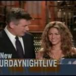 Shakira w Saturday Night Live