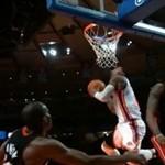 Top 10 wsadów w NBA w 2012 roku