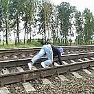 Idioci pod pociągiem - NOWA ROZRYWKA!
