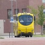 Wodny tramwaj w Rotterdamie