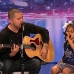 "Jorge i Alexa Narwaez w""X Factor"""