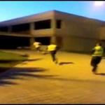 Ucieczka przed policją - w wielkim stylu!