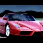 Majestatyczne Ferrari Enzo