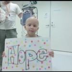"""""""Stronger"""" w wykonaniu dziecięcego oddziału onkologicznego"""