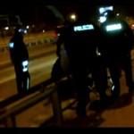 Zatrzymanie przez polską policję