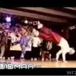 Salah - najlepszy breakdancer świata?