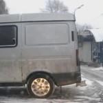 Rosjanie - oni mają GTA na drogach