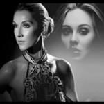 Celine Dion w piosence Adele