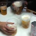 Ciekły azot do piwa...!?