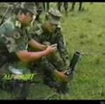 Wpadka kolumbijskiego żołnierza