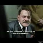 Hitler dowiaduje się o ŚMIERCI JACKSONA!