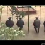 Rosyjscy milicjanci HARUJĄ jak woły...