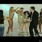 Bójka brazylijskich modelek