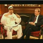 Ali G próbuje zrozumieć wojnę w Iraku