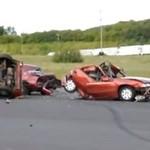 Co stanie się, gdy ciężarówka straci hamulce?