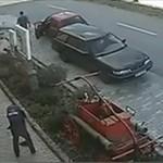 Potworny wypadek motocyklowy