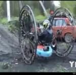 Na rowerze - mocna składanka!