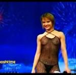 """Striptizerka... w """"Mam Talent""""!!!"""
