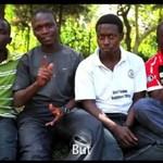 4 dżentelmenów z Afryki walczy ze stereotypami
