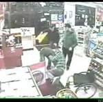 Facet na wózku udaremnił napad!