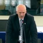 """Janusz Korwin-Mikke o """"czarnuchach"""" w Parlamencie Europejskim"""