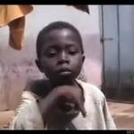 Beatbox dzieciaka z Afryki