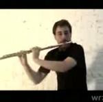 Beatbox na flecie poprzecznym!