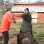 Walki gangów - coś poszło nie tak...
