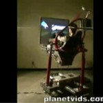 Symulator jazdy samochodem