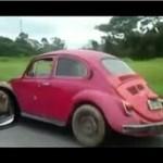 Motor też może holować auto!