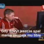Wychowanie w Rosji: matka skasowała mu Tibię