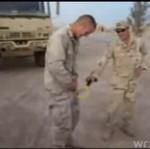 Nuda w wojsku?