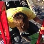 Skok na bungee... BEZ BUNGEE!