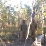 Żołnierz usiłował powalić drzewa