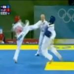 Najlepsze ciosy taekwondo