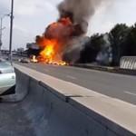 Wypadek butli gazowych - STRASZNE!