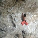Mistrz wspinaczki z Tajlandii