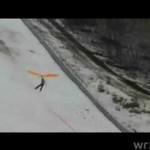 Paralotnia i skoki narciarskie?