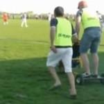 RUMUNIA- pomoc medyczna w 5 lidze