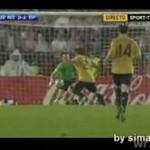 Bramki w meczu Hiszpania - Rosja!