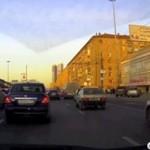 Rosja - kompilacja wypadków samochodowych