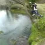 Skok przez rzekę? Nic prostszego!