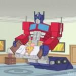 Zastanawiałeś się kiedyś, jak Optimus Prime uprawia seks?