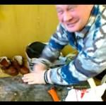 Ukraińska zabawka dla biednych dzieci