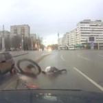 Wypadki rowerowe - składanka