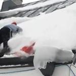 Jak NIE odśnieżać dachu?