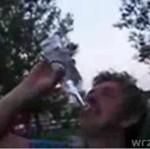 Butelkę wódki na raz!