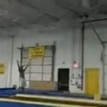 Najbardziej szalony gimnastyk - WOW!