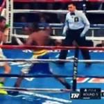 Najlepszy nokaut w boksie 2014